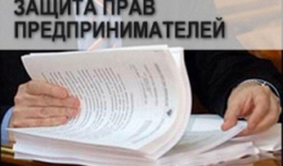 Федеральный закон о защите прав юридических лиц и индивидуальных предпринимателей при проведении государственного
